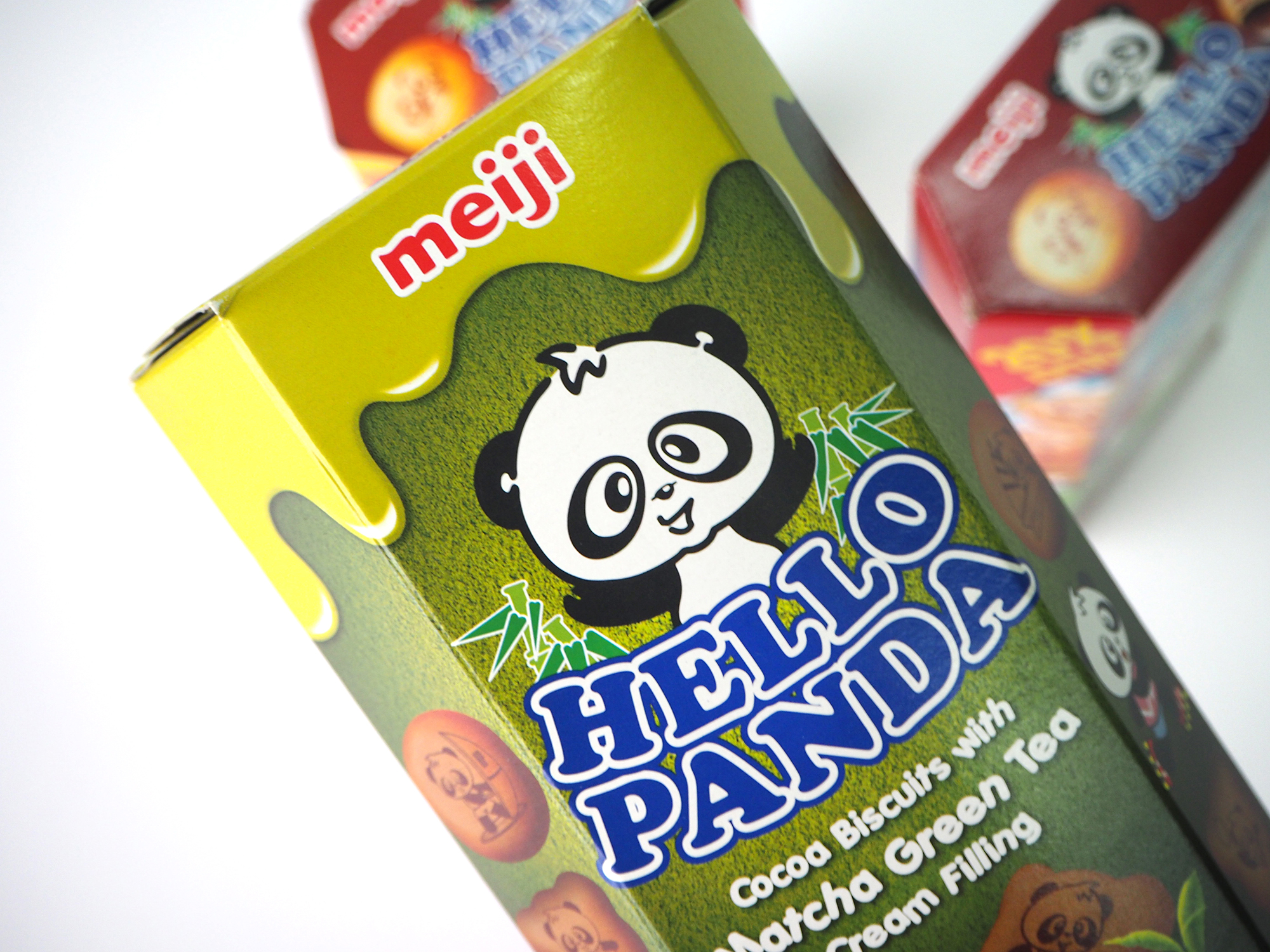 Hello Panda 50g Various Pack