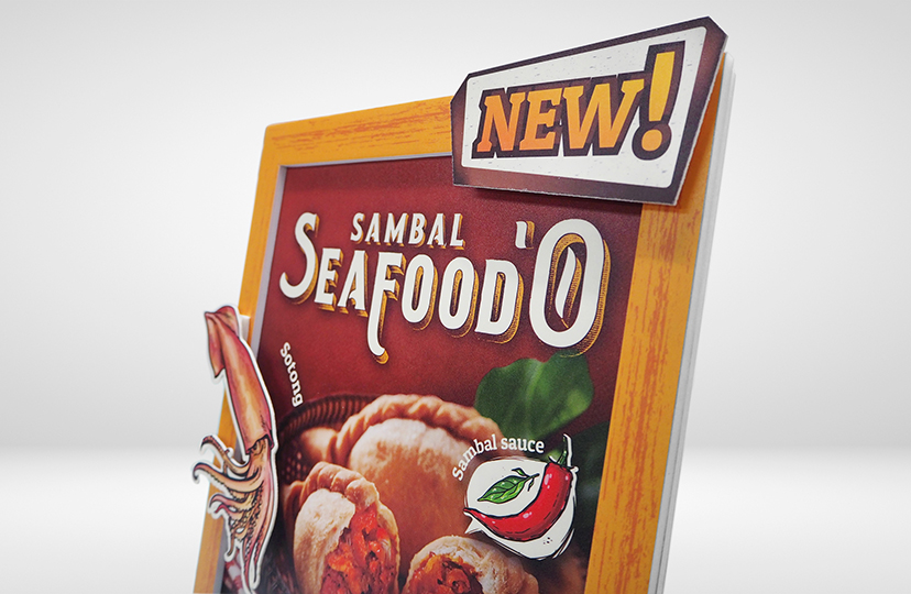 OLD CHANG KEE – Sambal Seafood